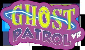 Ghost Patrol VR - Logo